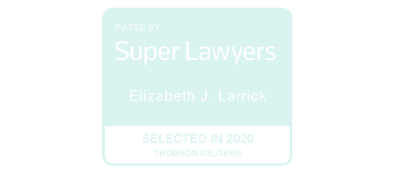 super lawyers rising star - Larrick Law Firm - austin texas